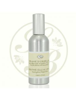 Pillow mist with essential oils- Eucalyptus-Peppermint -Savonner