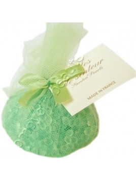 Scented Pearls - Green Lemon - Savonnerie de Bormes