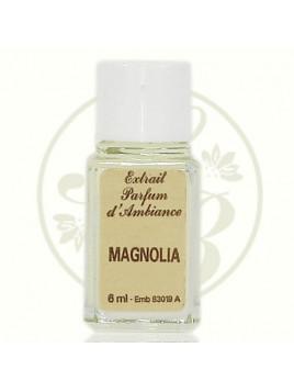Extrait de parfum d'ambiance - 6 ml - Magnolia - Savonnerie de Bormes