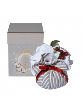 Perfumed pouch, Christmas in Paris - Atelier Catherine Masson
