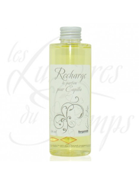 recharge diffuseur parfum bergamote 200 ml les lumi res du temps. Black Bedroom Furniture Sets. Home Design Ideas