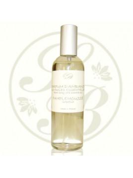 Scented room spray with essential oils, scent Grapefruit - Savonnerie de Bormes