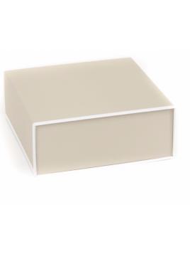 Boîte pliante Prestige avec fermeture aimantée