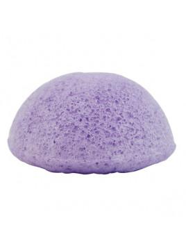 Facial puff sponge 100%  Konjac  lavander - all skin types