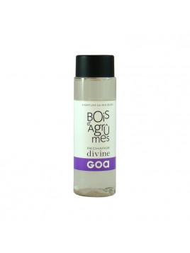 Refiller for diffuser Divine - Citrus wood - 200ml - Goa