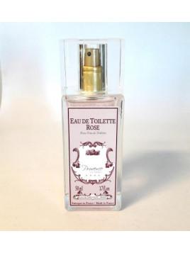Eau de toilette Rose en spray - 50 ml - Nicolosi Créations