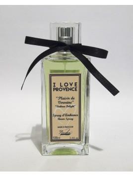 Parfum d'ambiance I Love Provence - Plaisir de verveine - 100ml - Nicolosi créations