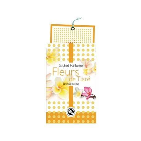 Sachet parfumé - Senteurs à vivre Aromandise - Fleurs de Tiaré