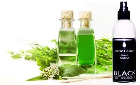 Patchouli Black Encens - Parfums d'ambiance spray 200ml
