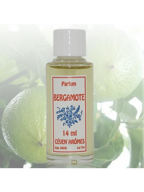 Extrait Parfum d'ambiance - 14 ml -  Bergamote - Ceven'Arômes