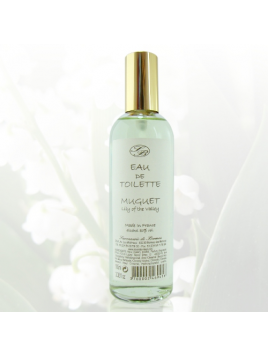 Toilet water  - Lily of the valley - Savonnerie de Borme