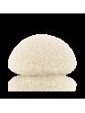 Konjac éponge - un cosmétique naturel exfoliant et nettoyant pour le visage
