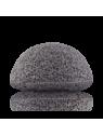 Eponge Konjac au charbon de bambou - peaux grasse & peaux à problèmes - Konjac Sponge Co.