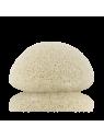 Eponge Konjac à l'argile verte française - peaux mixtes - Konjac Sponge Co.