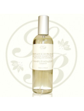 Scented room spray with essential oils, scent Grapefruit - Savonnerie de Bormes