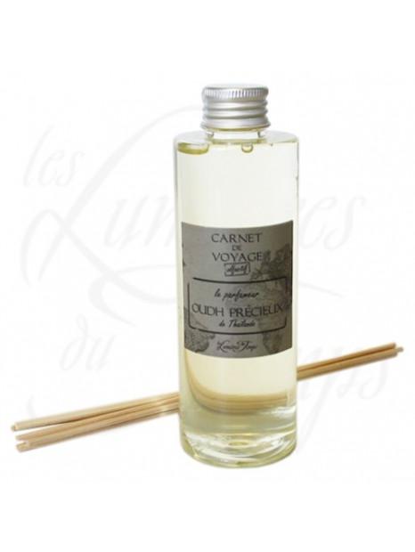 Refill perfume for diffuser Oudh Wood of Thailand  - 200 ml - les Lumières du Temps