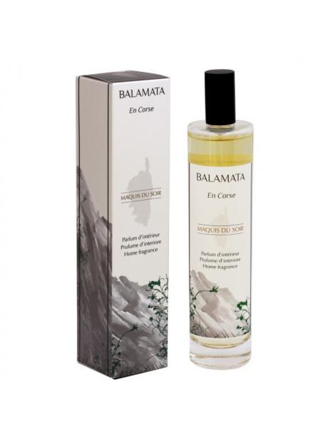 Parfum d'intérieur Maquis du soir - 100ml - Balamata
