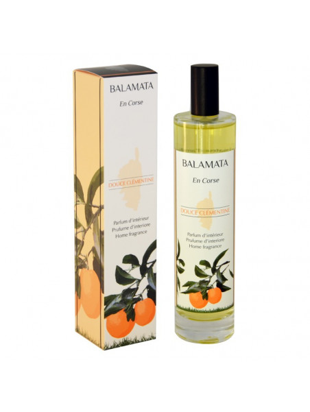 Home fragrance Sweet clementine - 100ml - Balamata