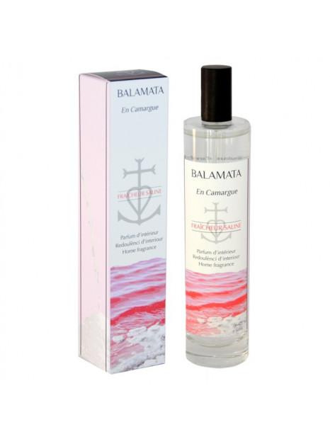 Parfum d'intérieur Fraîcheur saline  - 100 ml - Balamata