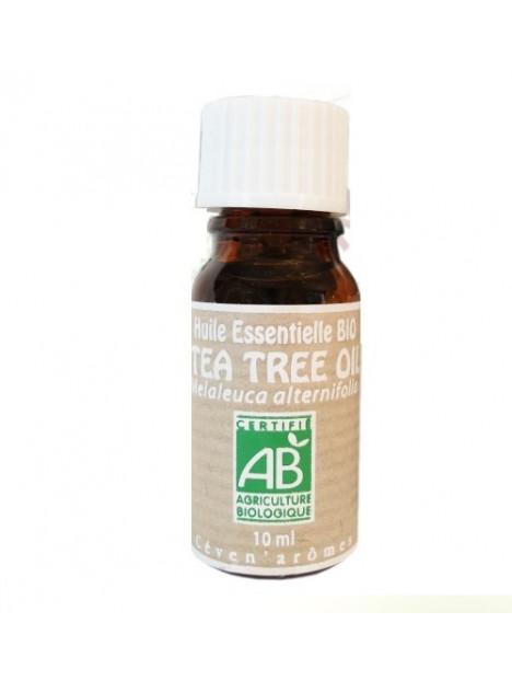 Huile essentielle BIO - AB d'arbre à thé (Tea tree oil) - 10 ml - Ceven'Arômes