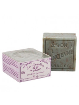 Soap of Marseille with lavander oil
