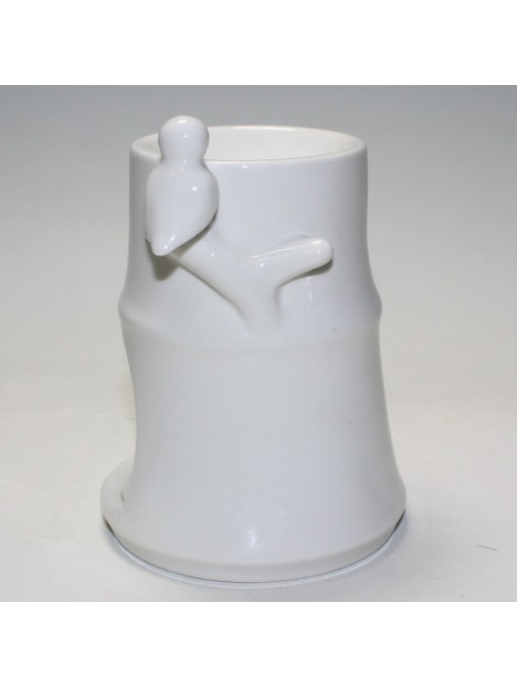 Brûle parfum en céramique - BAMBOU - ZenArômes