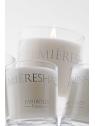 Bougie parfumée 185 gr - cachemire - tonka - Fariboles