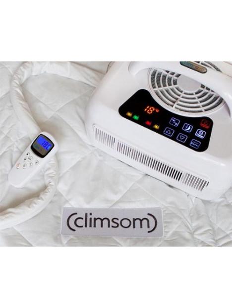Surmatelas climatisé Personal - Climsom