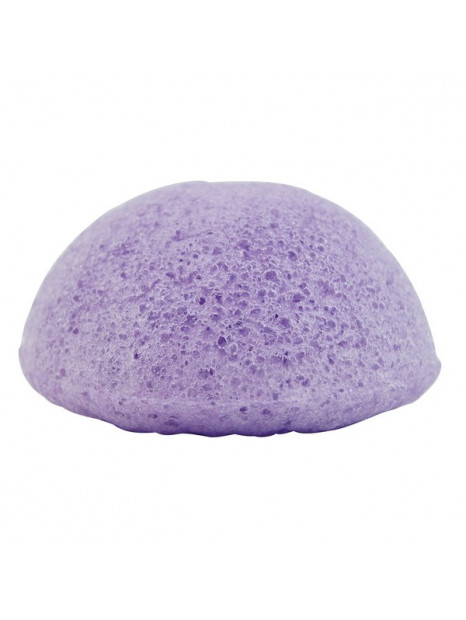 Facial puff sponge 100%  Konjac  lavander - all skin types