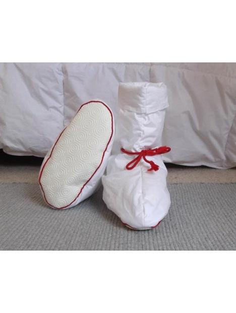Les chaussons moelleux et chauds - Climsom