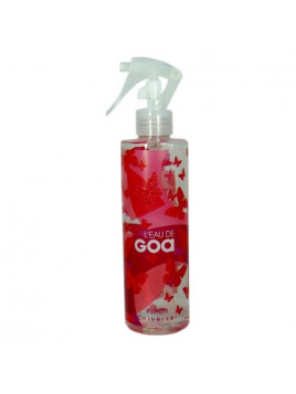 Perfume body & home, universal  by GOA - violet  - 250 ml