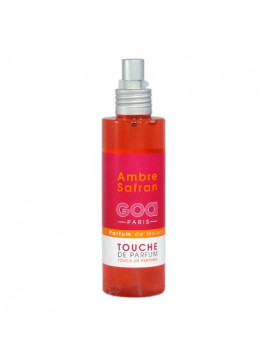 Spray d'ambiance Ambre & Safran - 150ml - Goa