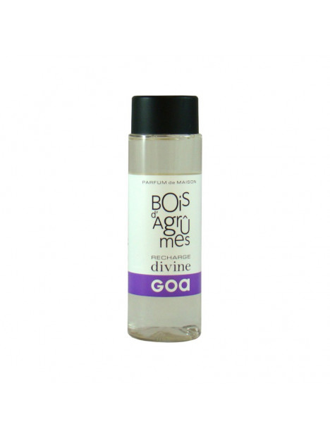 Refiller for diffuser Divine - Citrus wood - 200ml - Goa