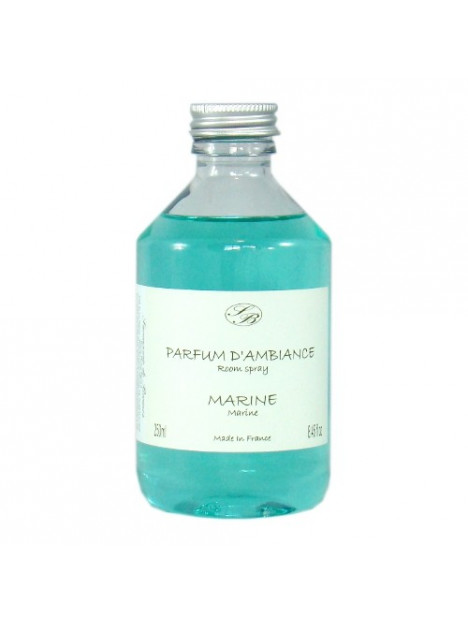 Recharge of perfume for Aromatic rattan stick diffuser - Seaside - savonnerie de Bormes