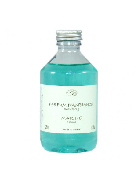 Recharge of perfume for Aromatic rattan stick diffuser - Seaside - savonnerie de Bormes