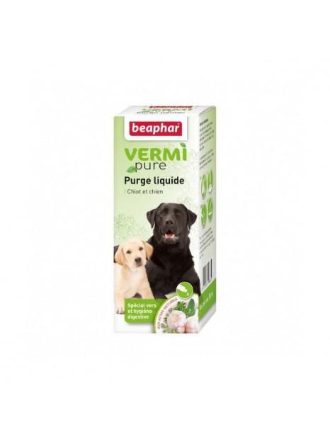 Vermifuge naturel contre les vers pour les chiens -Laboratoire SIF