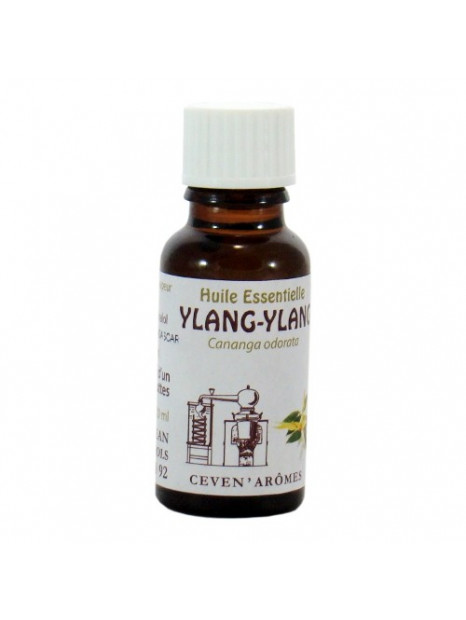 Essential oil of ylang-ylang 20 ml– Céven'Arômes
