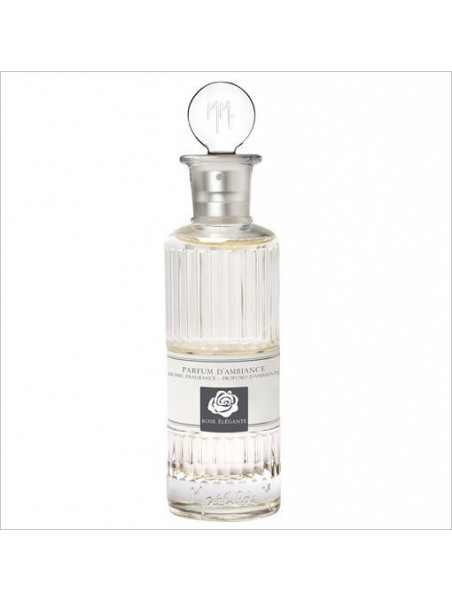 Room fragrance - Elegant rose scent  - 100ml - Mathilde M