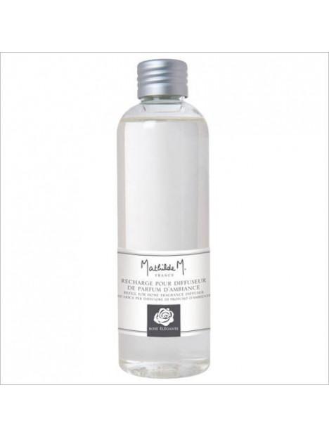 Refiller for fragrance diffuser 180ml  fragrance Elegant rose  - Mathilde M.