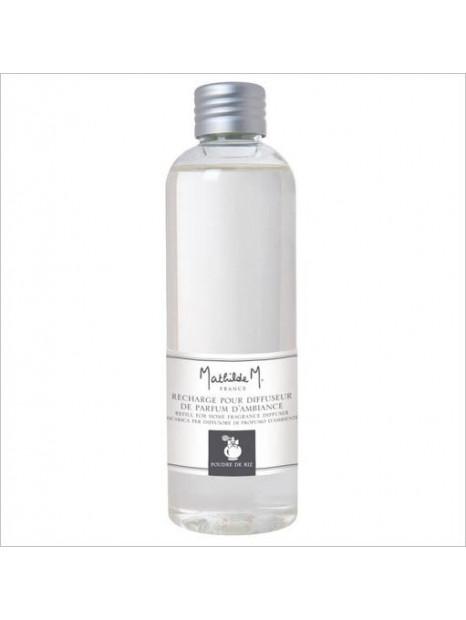 Refill 180ml for perfume diffuser, fragrance powder rice puff   - Mathilde M.