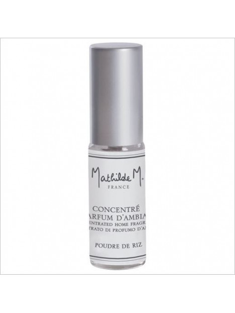 Refill of perfume - Rice powder scent - 5 ml - Mathilde M.