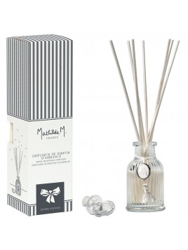 Diffuseur de parfum d'ambiance Les Intemporels - Poudre de riz - 30 ml - Mathilde M.