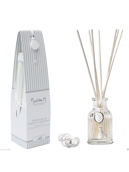 Fragrance diffuser  - Amber heart  - 40 ml - Mathilde M.
