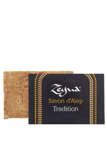 Authentique Savon d'Alep  Tradition - 190 gr - Zeyna