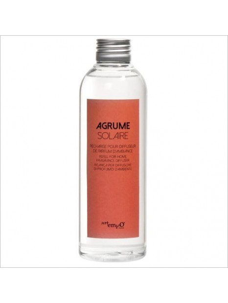 Recharge parfum diffuseur agrume solaire by Artempo