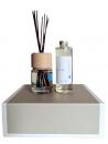Coffret cadeau parfum maison  - Harmonie & Équilibre - Les Lumières du Temps